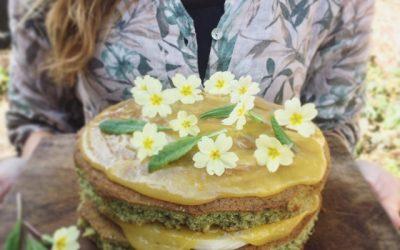 Primrose curd – Spring